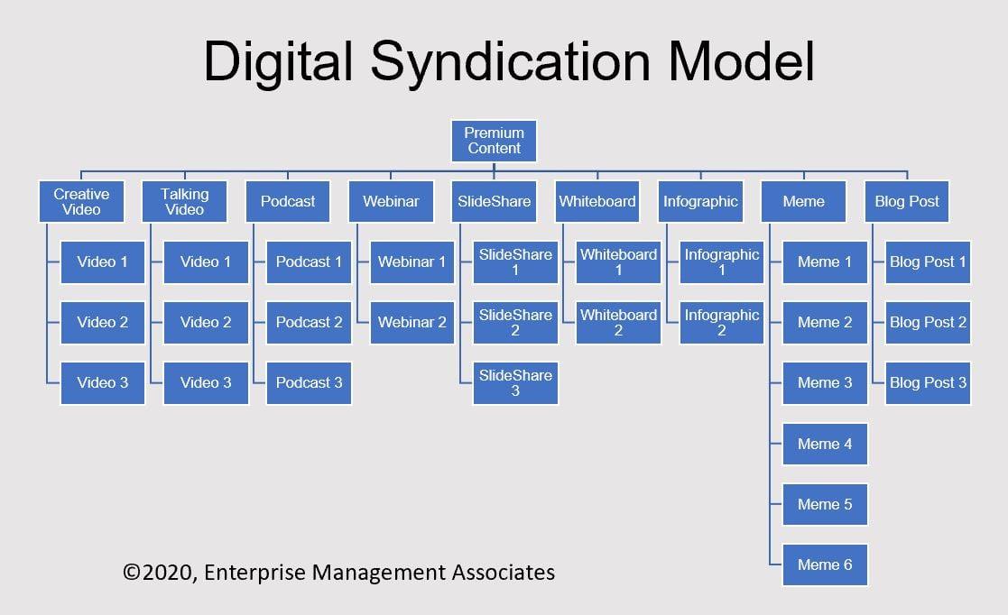 Digital Syndication Model