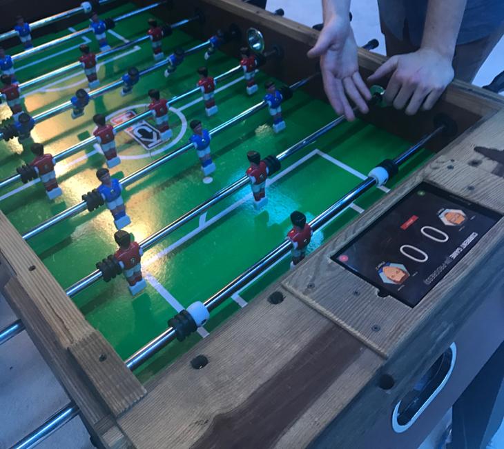 Watson Foosball Table